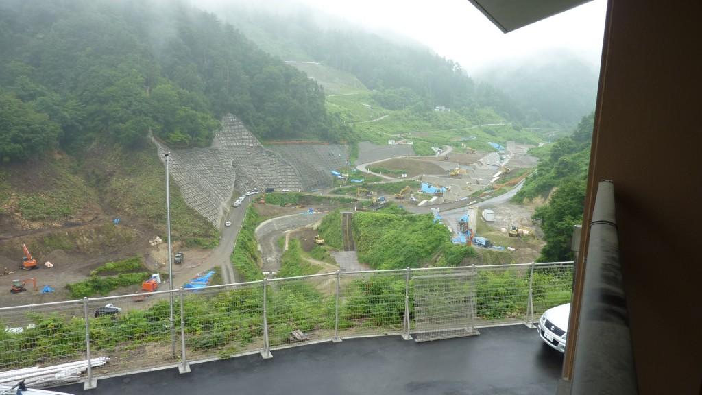 28,7,13委員会調査:浅川ダム