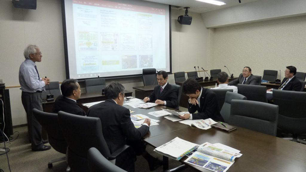 28,10,31委員会調査:長崎大学長寿命化センター